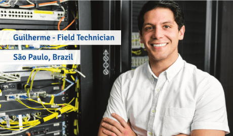 Guilherme - Field Technician