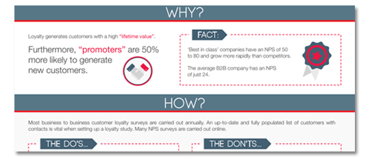 Infographic: How to Improve Your NPS and Gain More Loyal Customers