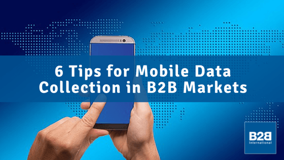 6 Tips for mobile data collection (1)
