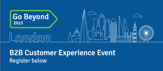 B2B Customer Experience Event - London