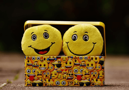 The Smiley Face That Helps Surveys