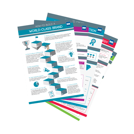 Free Download: MBA in a Day – 10 How-To Infographics to Help Grow Your Business image