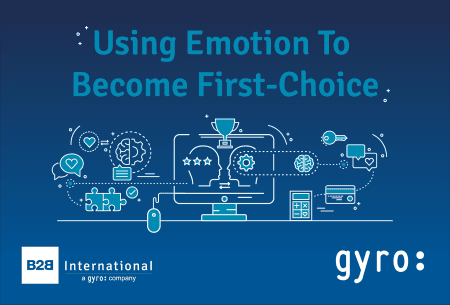 B2B International and gyro event - Using Emotion To Become First-Choice
