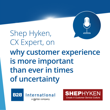 CX – More Important Than Ever in Times of Uncertainty