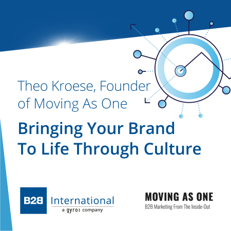 Insights Inside #2: Bringing Your Brand To Life Through Culture w/ Theo Kroese (Moving As One)