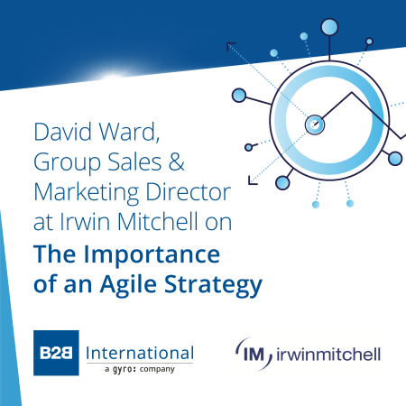 Insights Inside #6: The Importance of an Agile Strategy w/ David Ward (Irwin Mitchell)