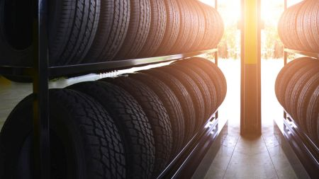 automotive market research experience - tires