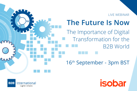 The Future Is Now - The Importance of Digital Transformation for the B2B World
