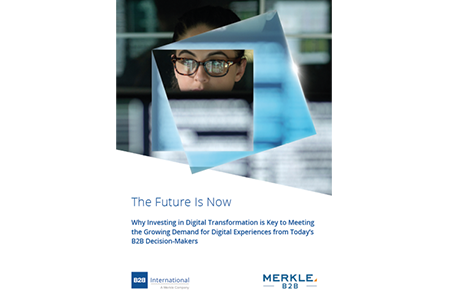 Meeting the Growing Demand for Digital Experiences from Today's B2B Decision-Makers