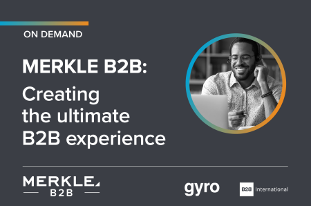 Webinar On Demand: Creating the Ultimate B2B Experience
