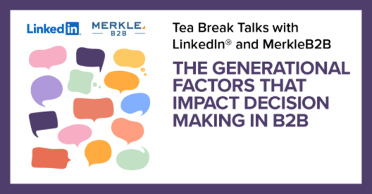 Webinar On Demand: Generational Differences in B2B Decision-Making