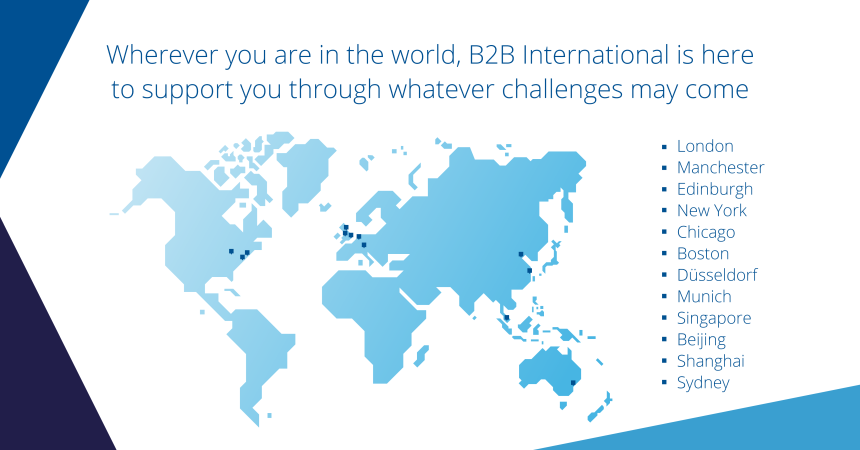 Our Mission at B2B International