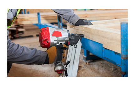 Construction Industry Research Case study: Informing the next generation of framing nailers
