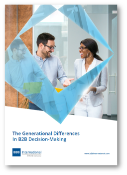 The Generational Differences in B2B Decision-Making