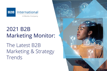 The 2021 B2B Marketing Monitor - Marketing & Strategy Trends